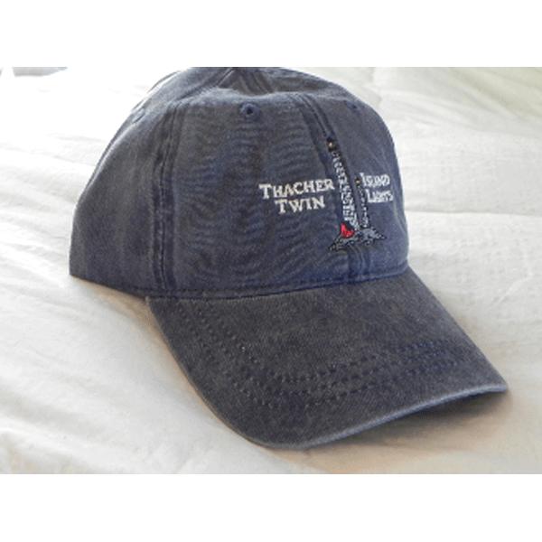 b7a98ae2d2f3f0 Keeper's hat nautical red - Thacher Island Association