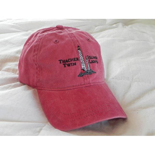 a1c56b378e3e5d Keeper's Hat Faded Blue - Thacher Island Association